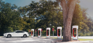 Tesla-Supercharger-Model-S