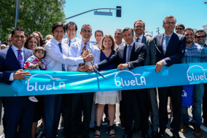 BlueLA-Launch