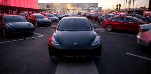 tesla model 3 handover party july 2017