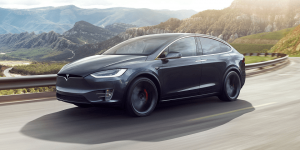 model x midnight silver